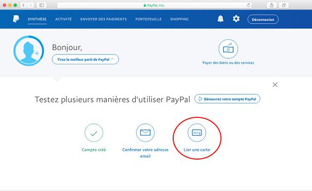 Carte Bancaire Prepayee Et Paypal.La Carte Prepayee Carte Abidjan Net